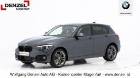 BMW 116i 5-Türer F20 B38