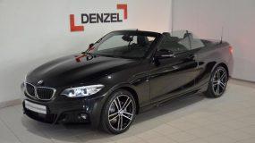 BMW 220d Cabrio F23 B47