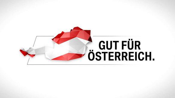Gut für Österreich, Logo